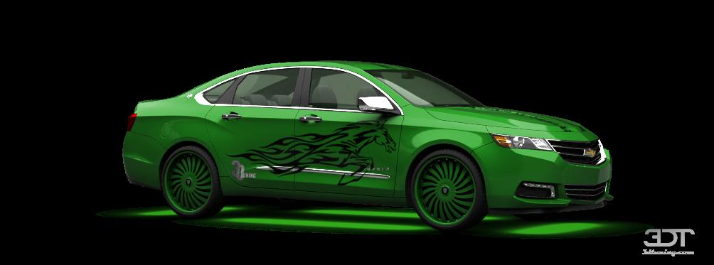 Chevrolet Impala Sedan 2014 tuning