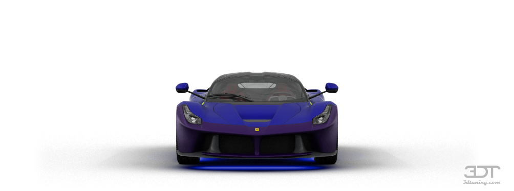 Exceptional LaFerrari Fantasy Crystal City Energy Car 2014 | El Tony