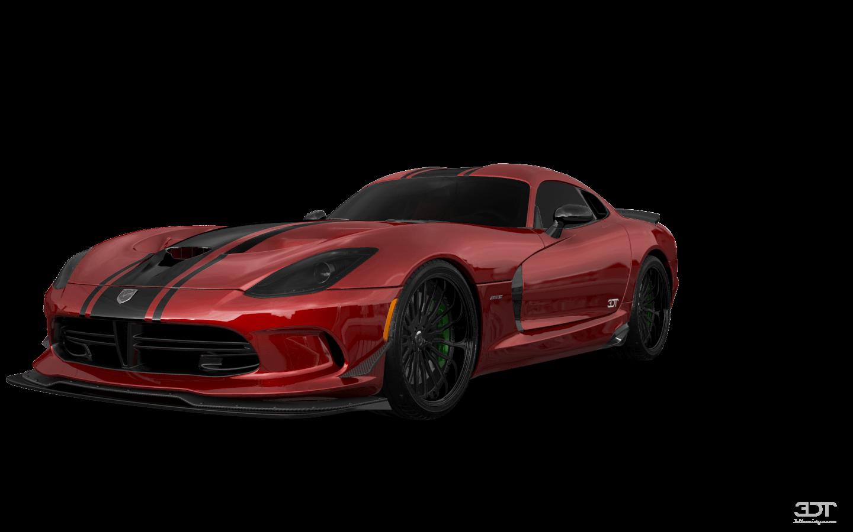 Dodge SRT Viper GTS 2 Door Coupe 2013 tuning