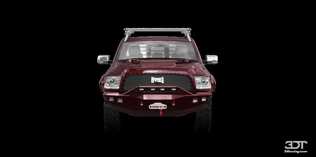 Dodge Ram  Quad Cab Bed Cover