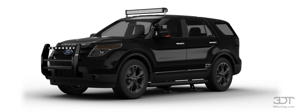 Ford Explorer SUV 2011 tuning
