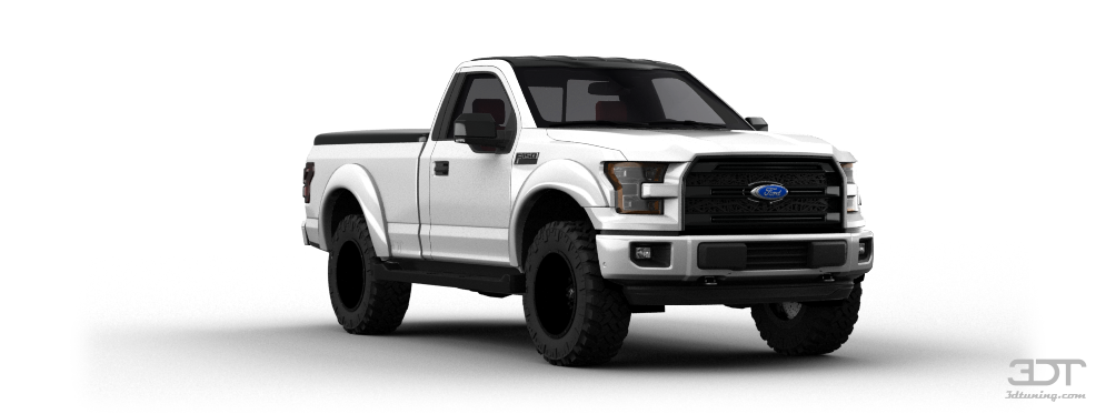 3DTuning of Ford F-150 Regular Cab Truck 2015 3DTuning.com - unique on-line car configurator for ...
