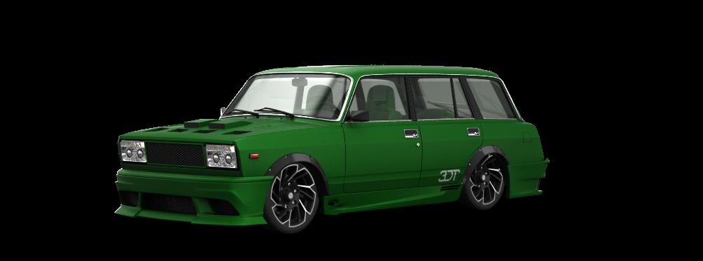 Lada 2104 Wagon 1984 tuning