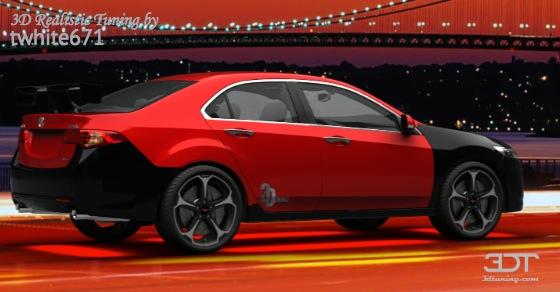 Acura TSX'09 by twhite671
