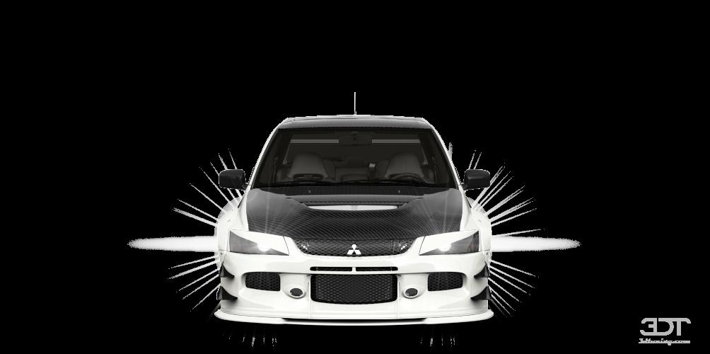 Mitsubishi Lancer Evo IX Sedan 2006