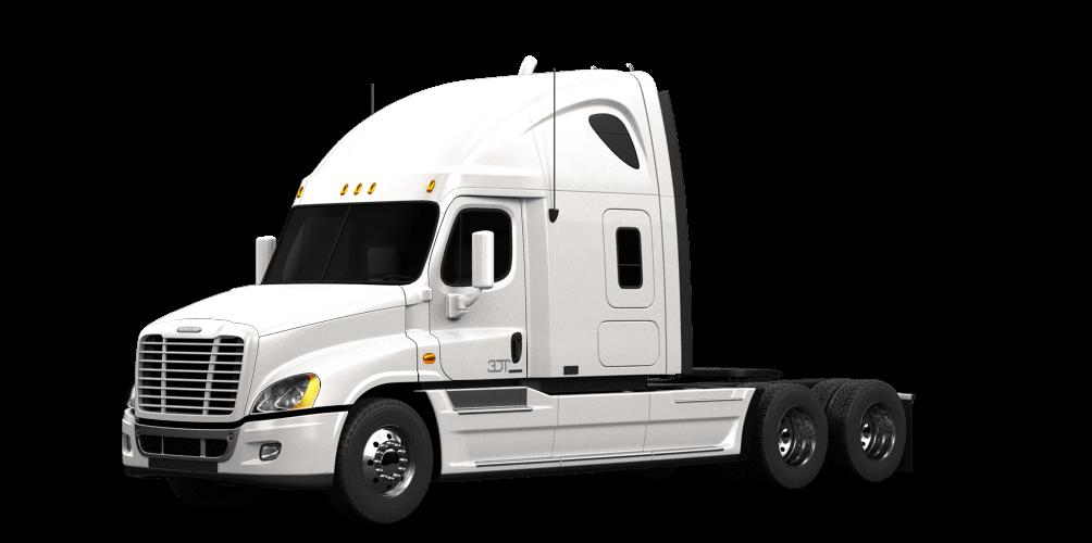 Freightliner Cascadia Truck 2011 tuning
