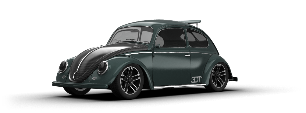 Volkswagen Beetle sedan 1950 tuning