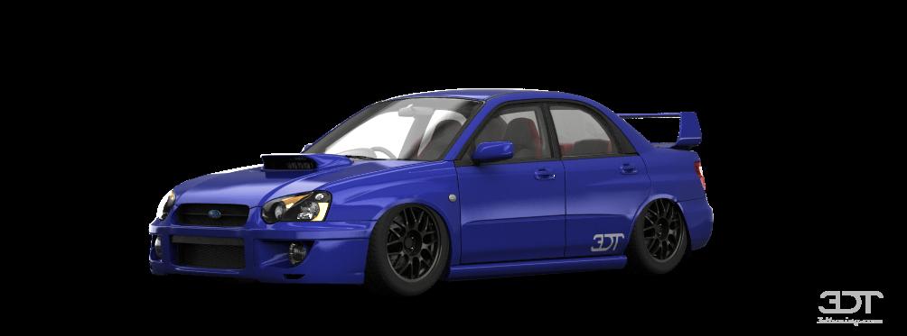 Subaru Impreza'04