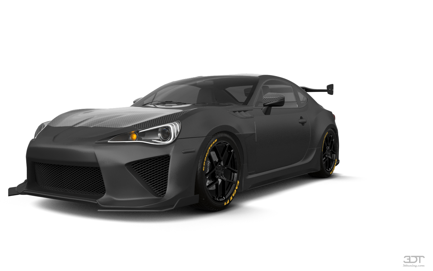 Toyota GT86 2 Door Coupe 2013 tuning