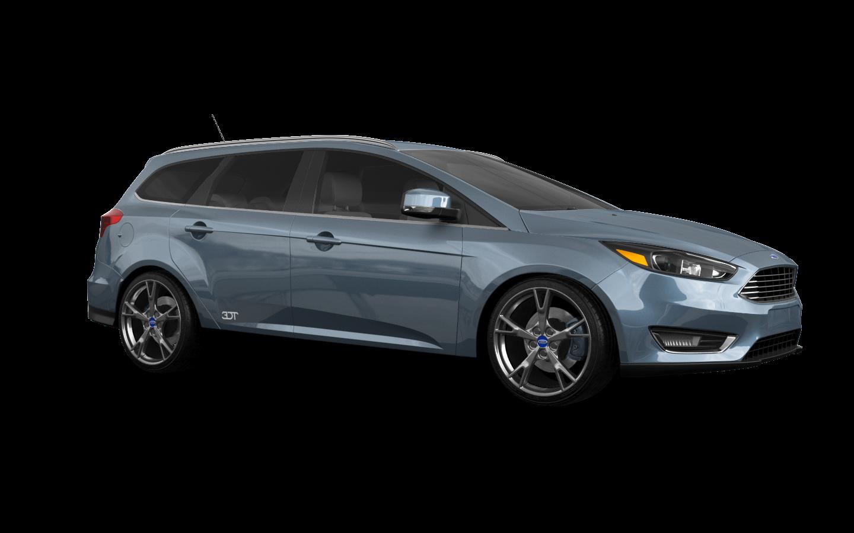 Ford Focus Wagon 2015 tuning