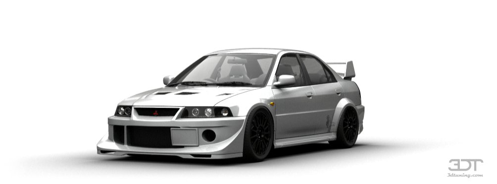 3DTuning of Mitsubishi Lancer Evo VI Sedan 1999 3DTuning.com - unique on-line car configurator ...