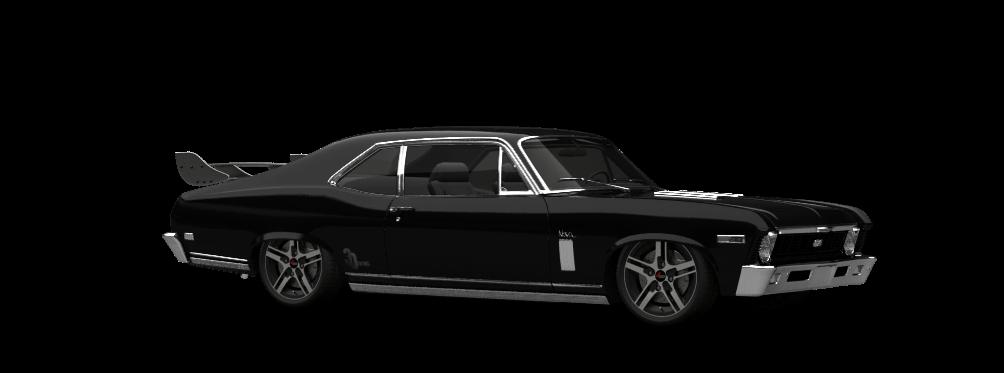 Chevrolet Nova SS'68