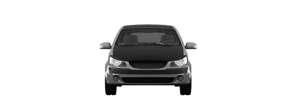 Hyundai Getz (facelift)'05