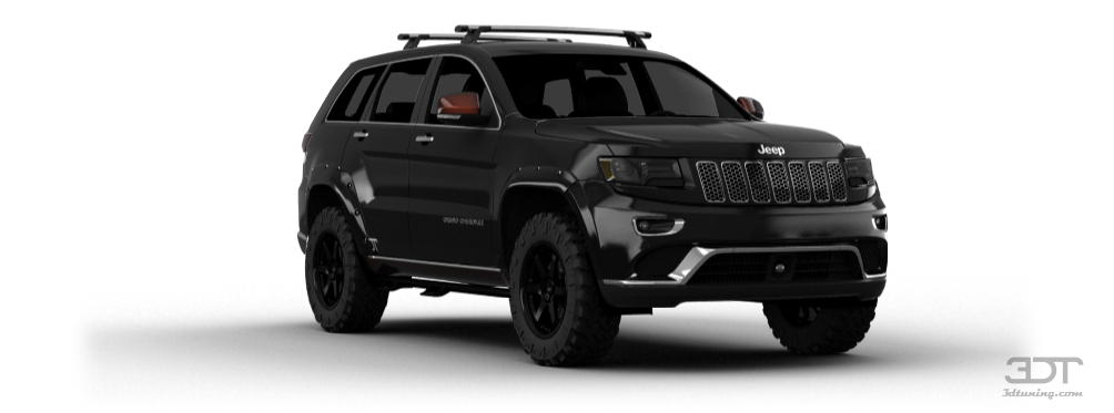 3dtuning of jeep grand cherokee suv 2014. Black Bedroom Furniture Sets. Home Design Ideas