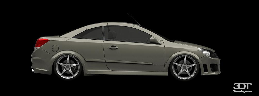 Opel Astra TwinTop'08