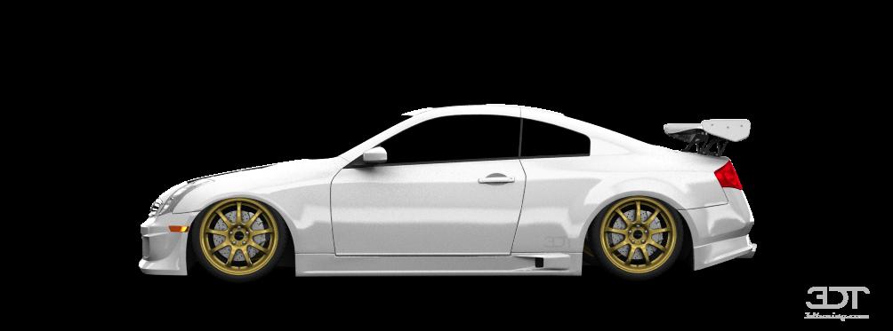Infiniti G35 Coupe 2003 tuning