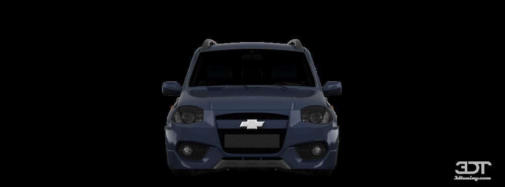 Chevrolet Niva'09