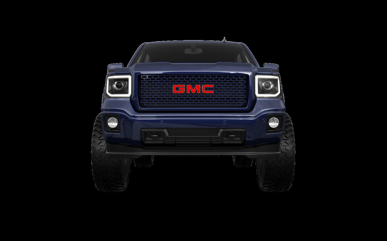 GMC Sierra'14