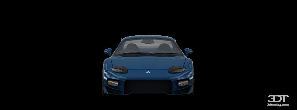 Mitsubishi FTO GP Version R'98