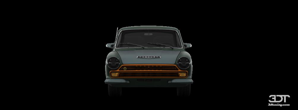 Lotus Cortina'66
