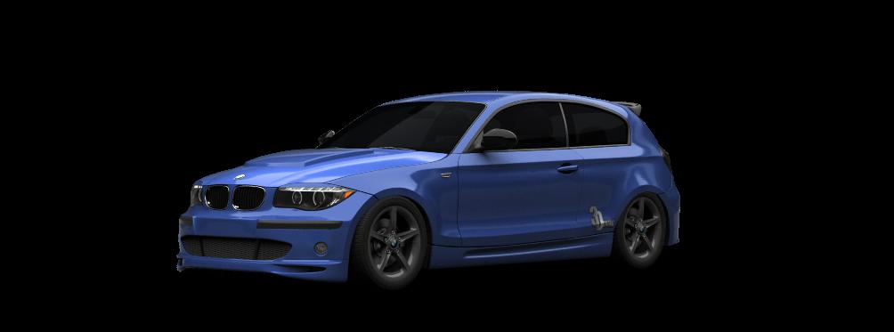 BMW 1 Series 3 Door Hatchback 2009 tuning