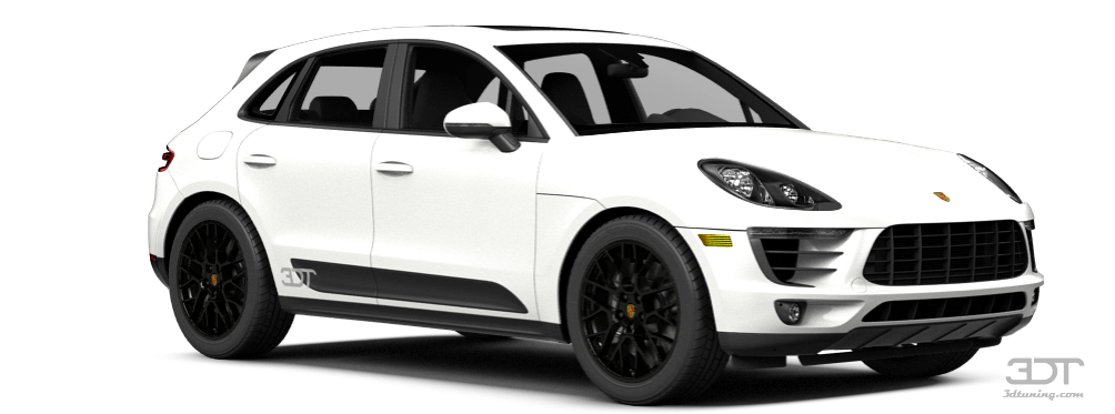 Porsche Macan S'15