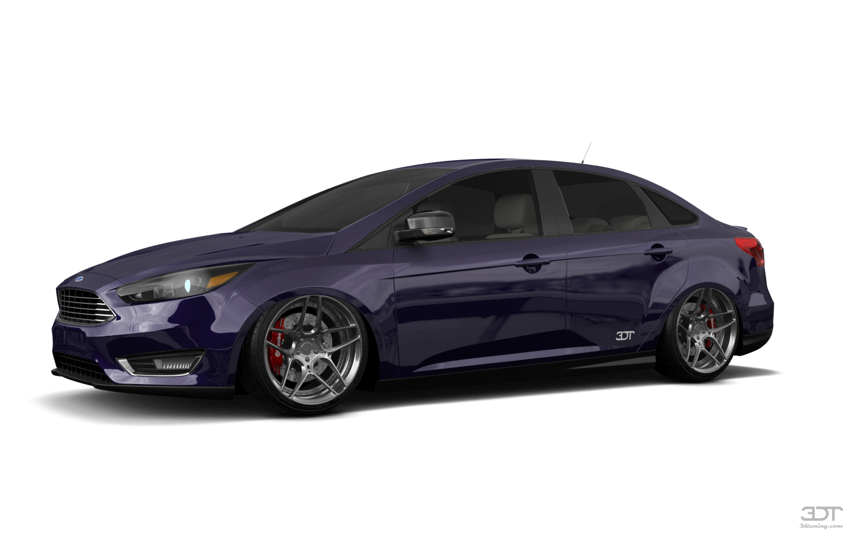 Ford Focus Sedan 2015 tuning