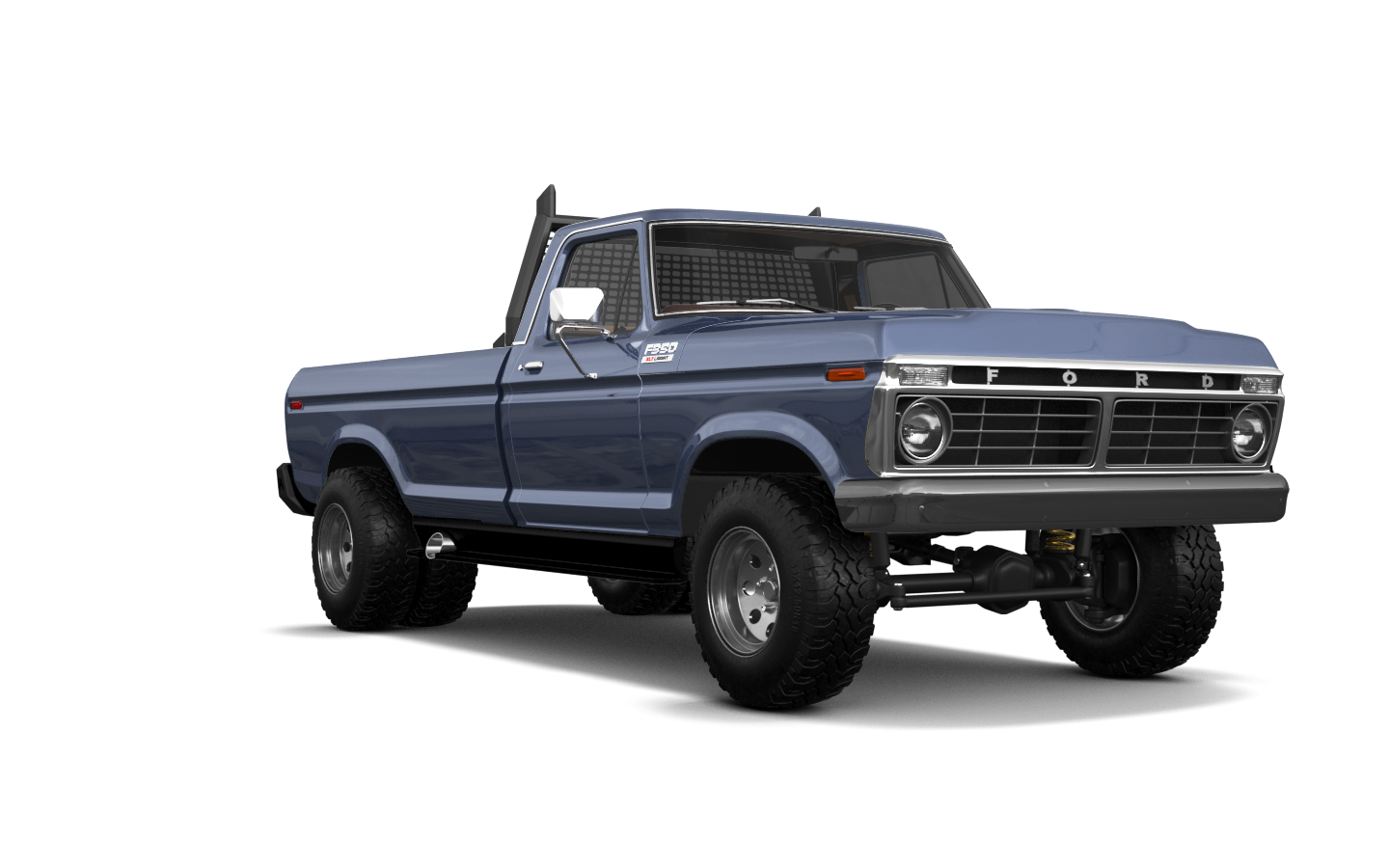 Ford F-350 Dually'74
