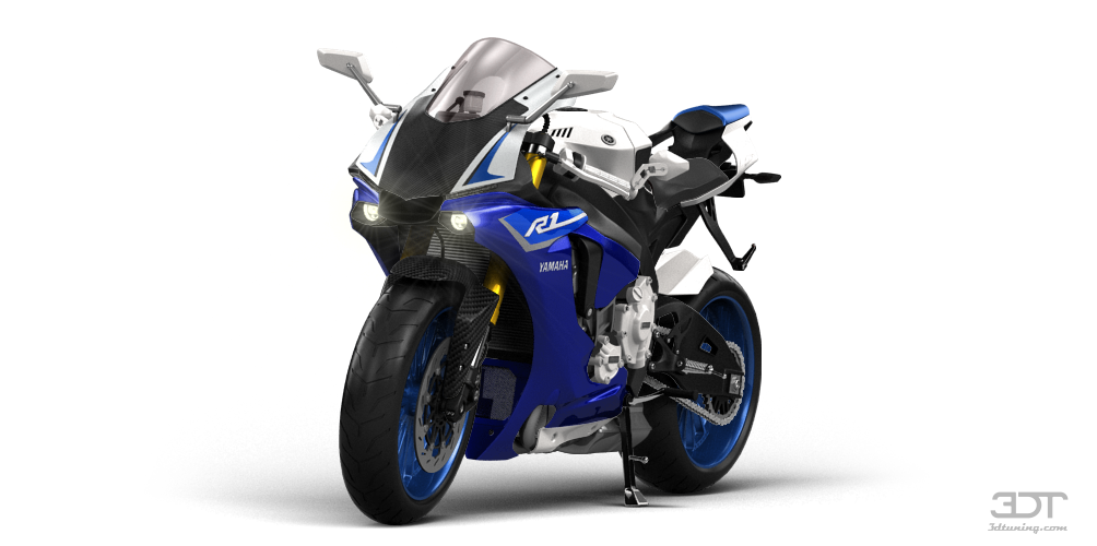 Yamaha YZF R1'15