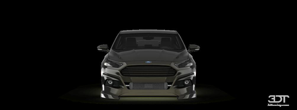 Design 3d TPE la partie basse coques Paillassons Pour Ford Mondeo V tournoi Kombi 2015