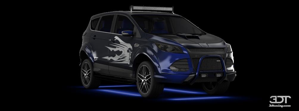 Ford Escape SUV 2013 tuning