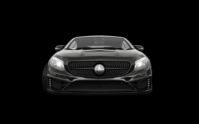 Mercedes S-Class 2 Door Coupe 2015