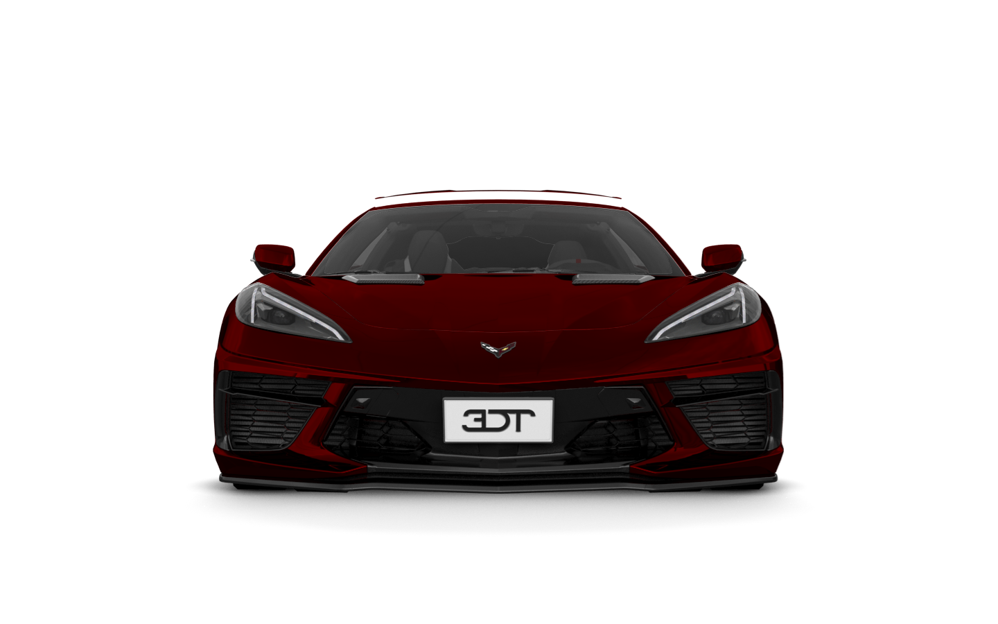 Chevrolet Corvette 2 door targa top 2020