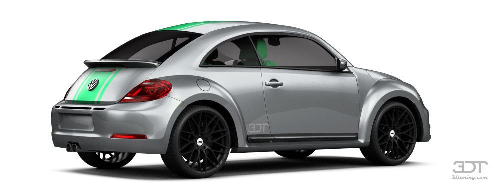 Volkswagen Beetle 2 Door Coupe 2012 tuning