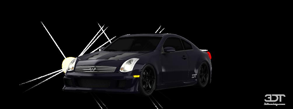 Запчасти infiniti g35 coupe