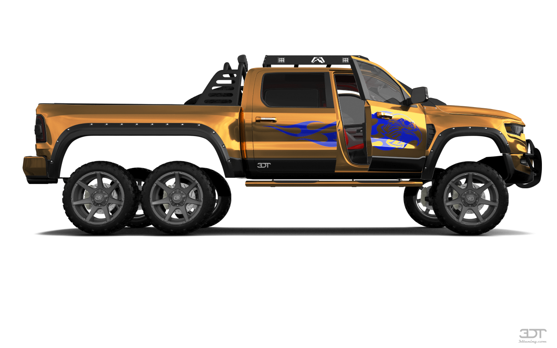 Dodge Ram Hennessey Mammoth 6X6'21