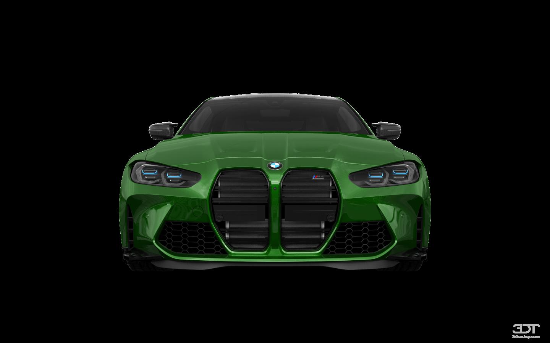 BMW M4'21