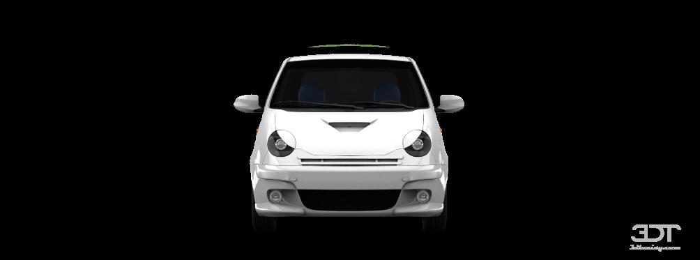 Daewoo Matiz M 150 5 Door Hatchback 2000