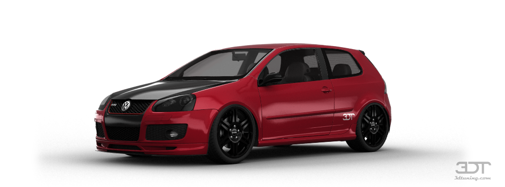 Volkswagen Golf 5 GTi 3 Door Hatchback 2005 tuning