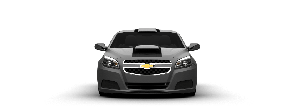 Chevrolet Malibu'12