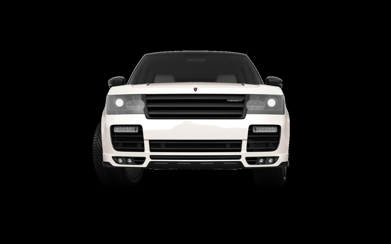 Обои внедорожник, 600 supercharged, ares design, range rover. Автомобили foto 2