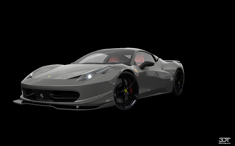 Ferrari 458 Italia 2 door spider 2010 tuning