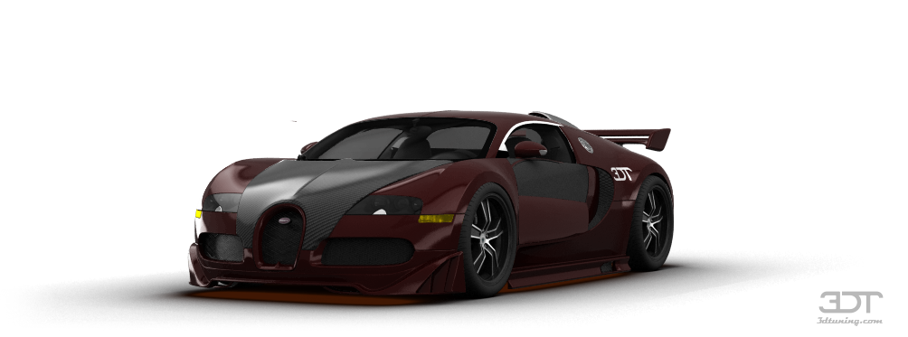 Bugatti Veyron Coupe 2005 tuning