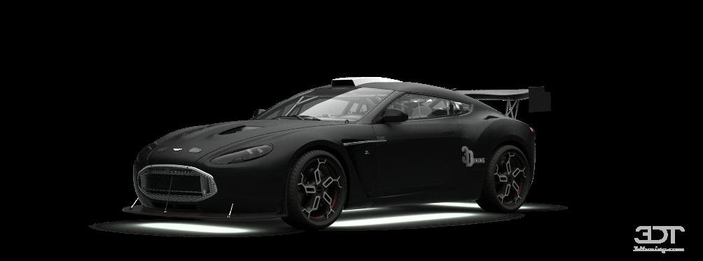 Aston Martin V12 Zagato'12