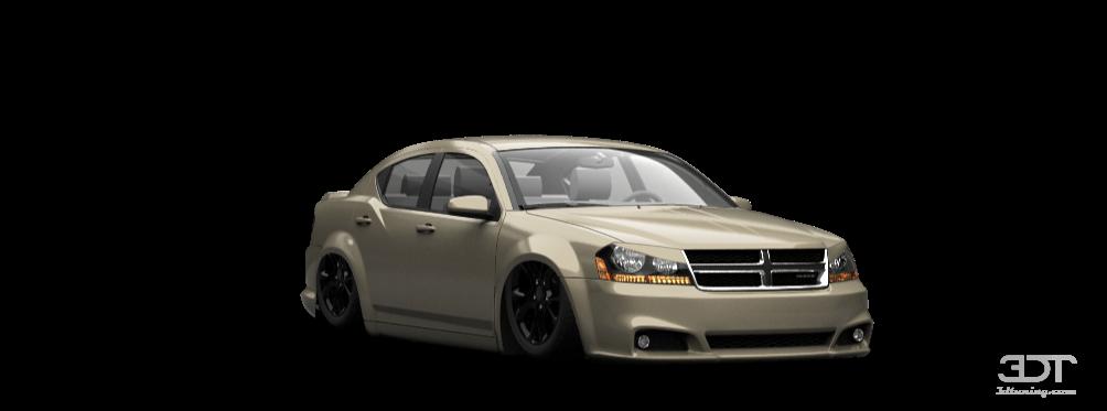 2015 Dodge Neon >> 3DTuning of Dodge Avenger Sedan 2011 3DTuning.com - unique ...
