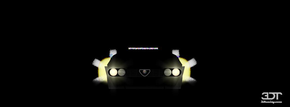 Alfa Romeo GTV6 3 Door 1986