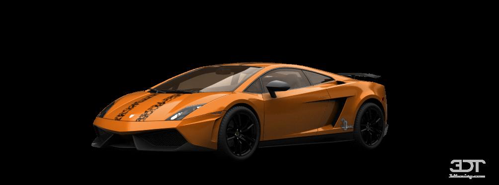 Lamborghini Gallardo Coupe 2010 tuning