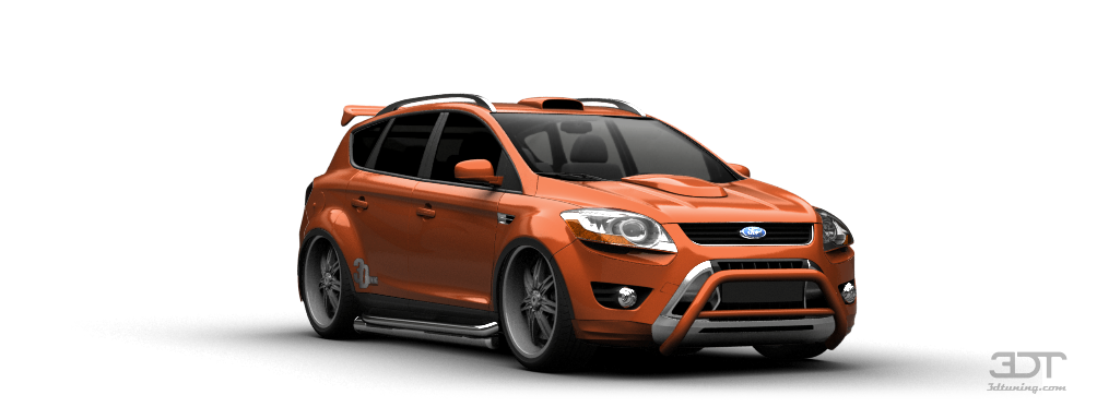 ford kuga tuning virtual tuning ford kuga 152 youtube. Black Bedroom Furniture Sets. Home Design Ideas
