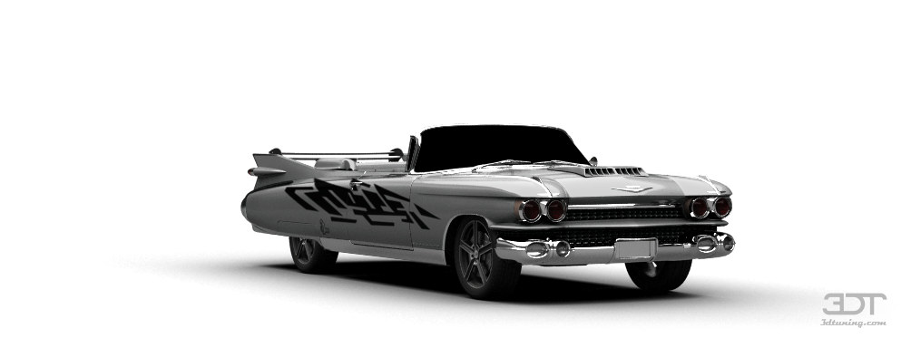 Cadillac Eldorado Convertible'59