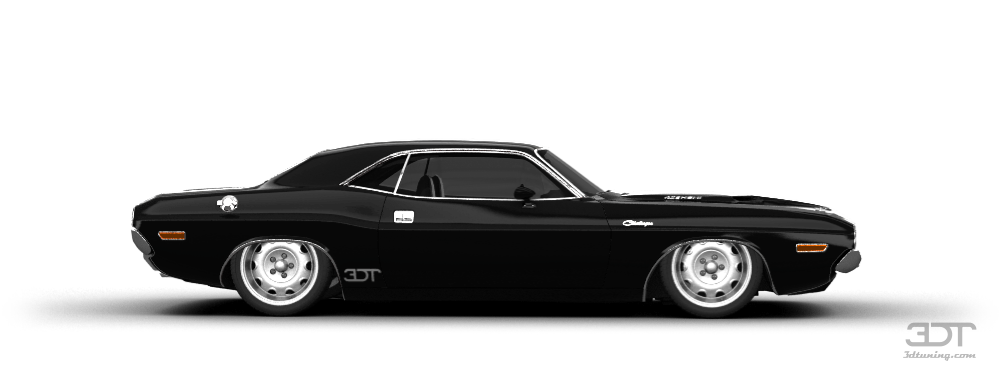Dodge Challenger Coupe 1970 tuning